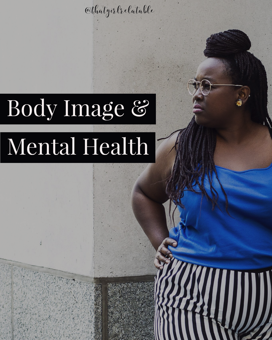 Body image & Mental Health
